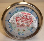 LP Gauge CBM 30 to 70 psi
